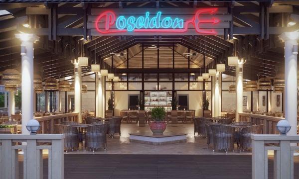 Ресторан Poseidon  - VIP-городок Chaika Resort