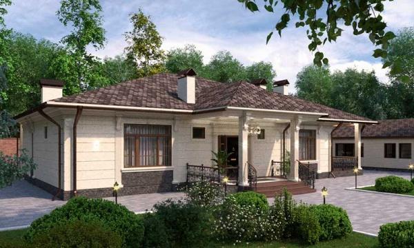 Частный дом в Таш-Добо